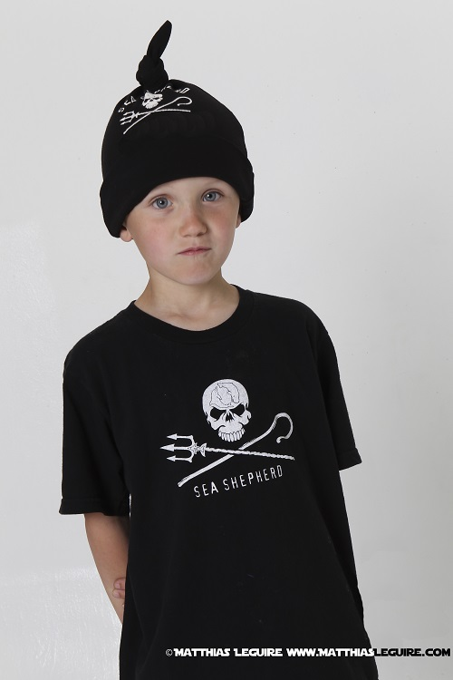 Jolly Roger Youth T-Shirt - 100% Organic Cotton