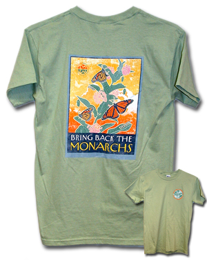 Bring Back the Monarchs T-Shirt