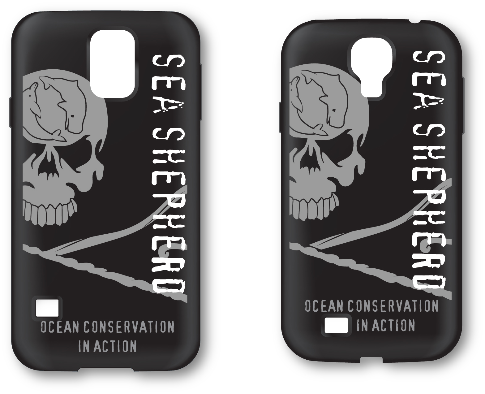 Sea Shepherd Samsung Galaxy S Case