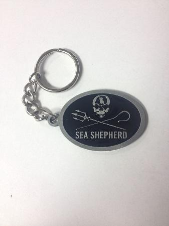 ea Shepherd Jolly Roger Keychain