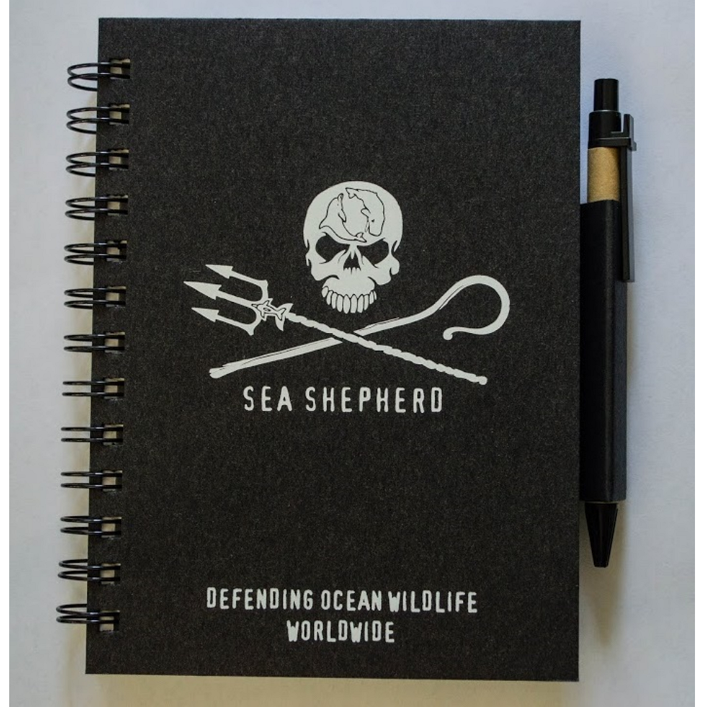 Sea Shepherd Jolly Roger Journal
