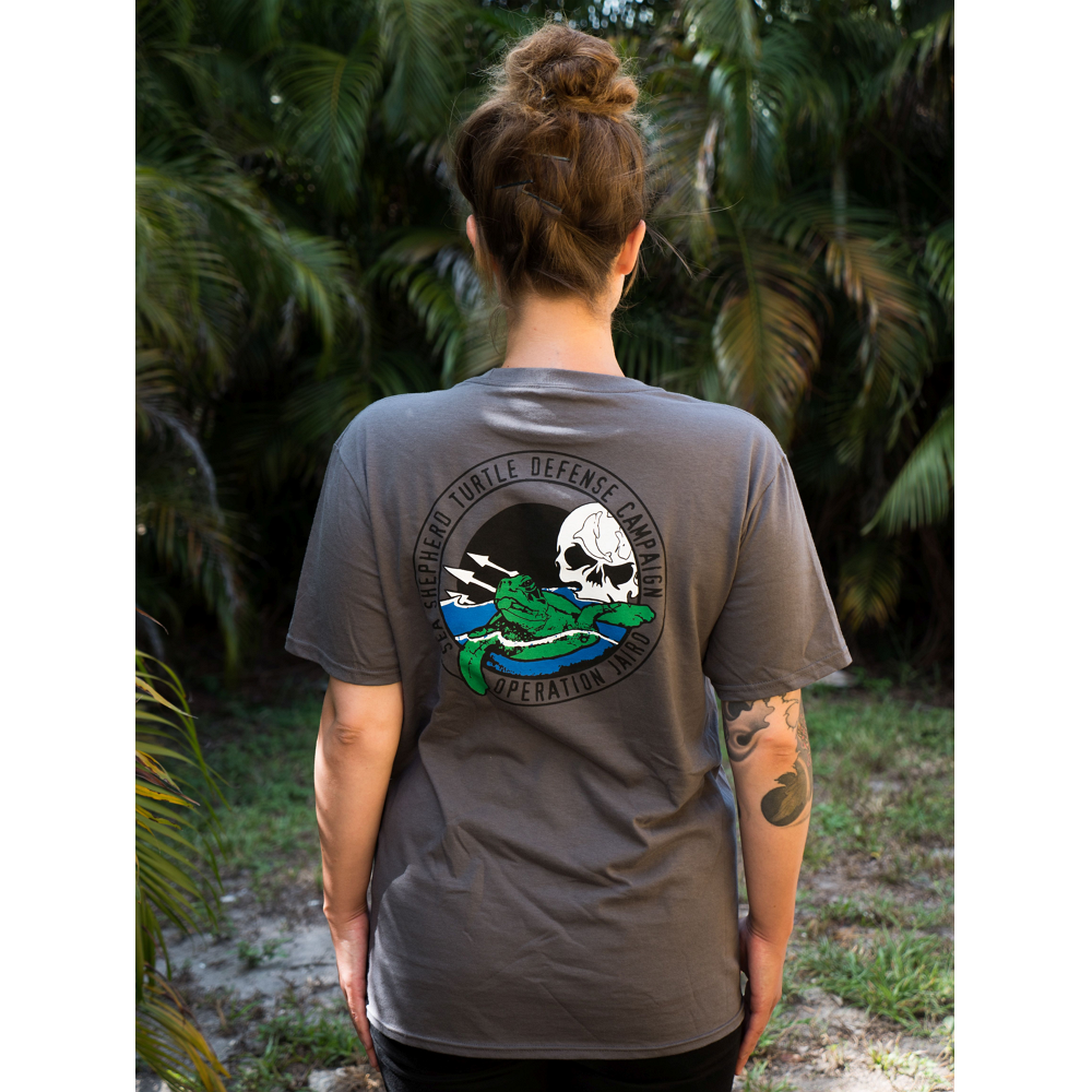 Operation Jairo T-shirts - 100% organic cotton