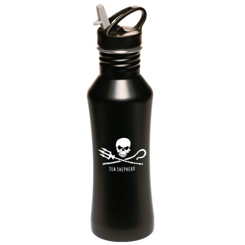 Sea Shepherd Jolly Roger Mason Jar