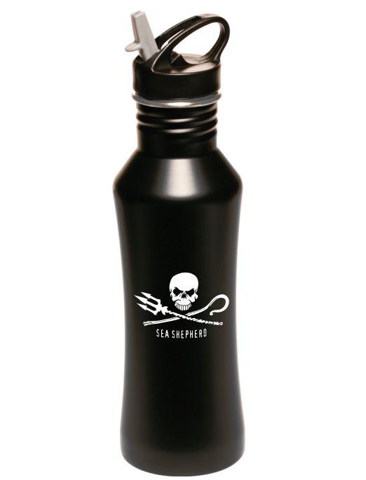 Sea Shepherd Jolly Roger Water Bottle