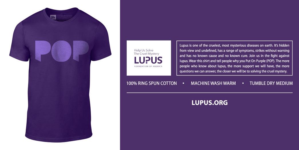 Put on Purple T-Shirt - 170012