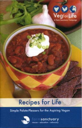 Recipes for Life Booklet