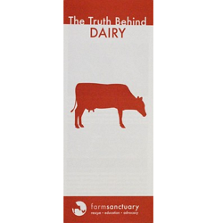 The Truth Behind Dairy Brochure