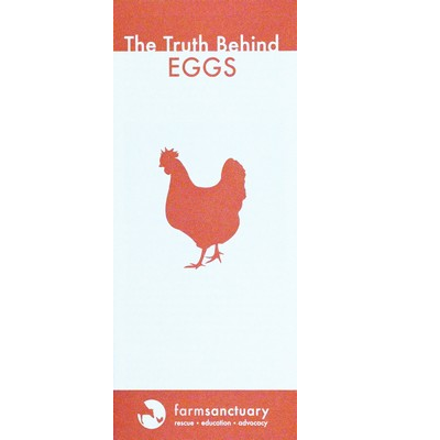 Farm Sanctuary Truth Behind Eggs