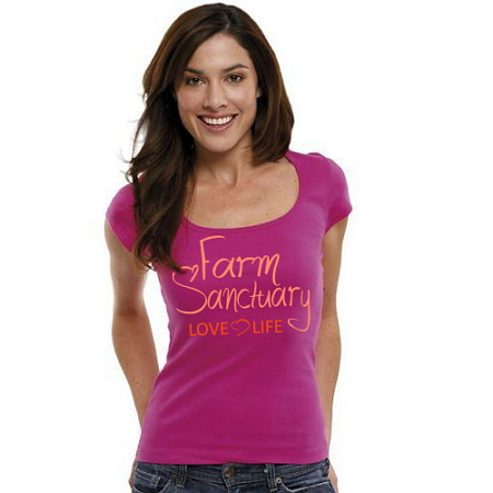 Love Life Scoop Neck T-shirt