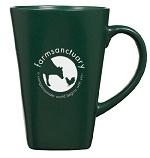 Farm Sanctuary Logo Engraved Mug