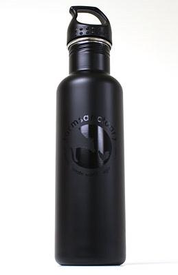 Farm Sanctuary Stainless Steel Logo Water Bottle