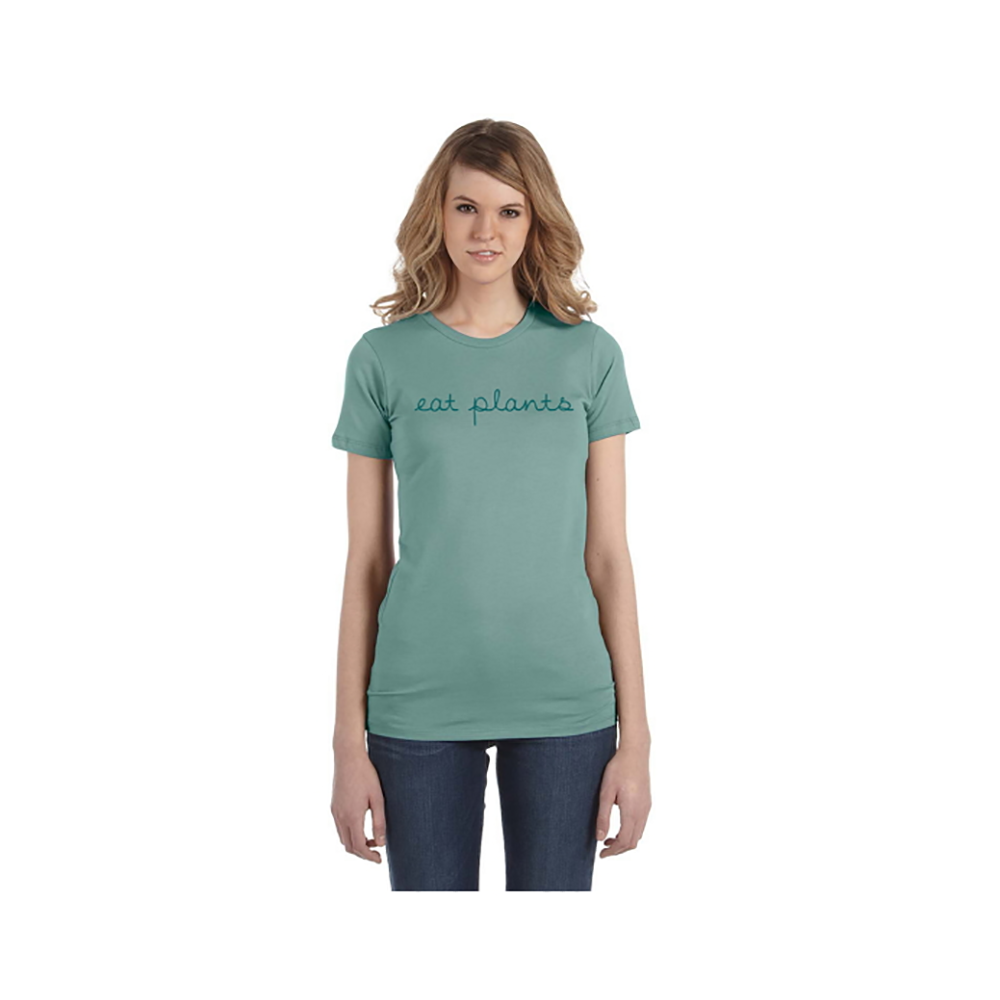 Farm Sanctuary Eat Plants T-Shirt