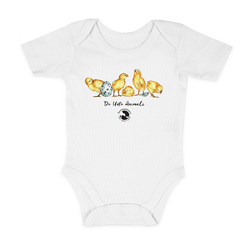 Do Unto Animals Onesie by Tracey Stewart and Farm Sanctuary