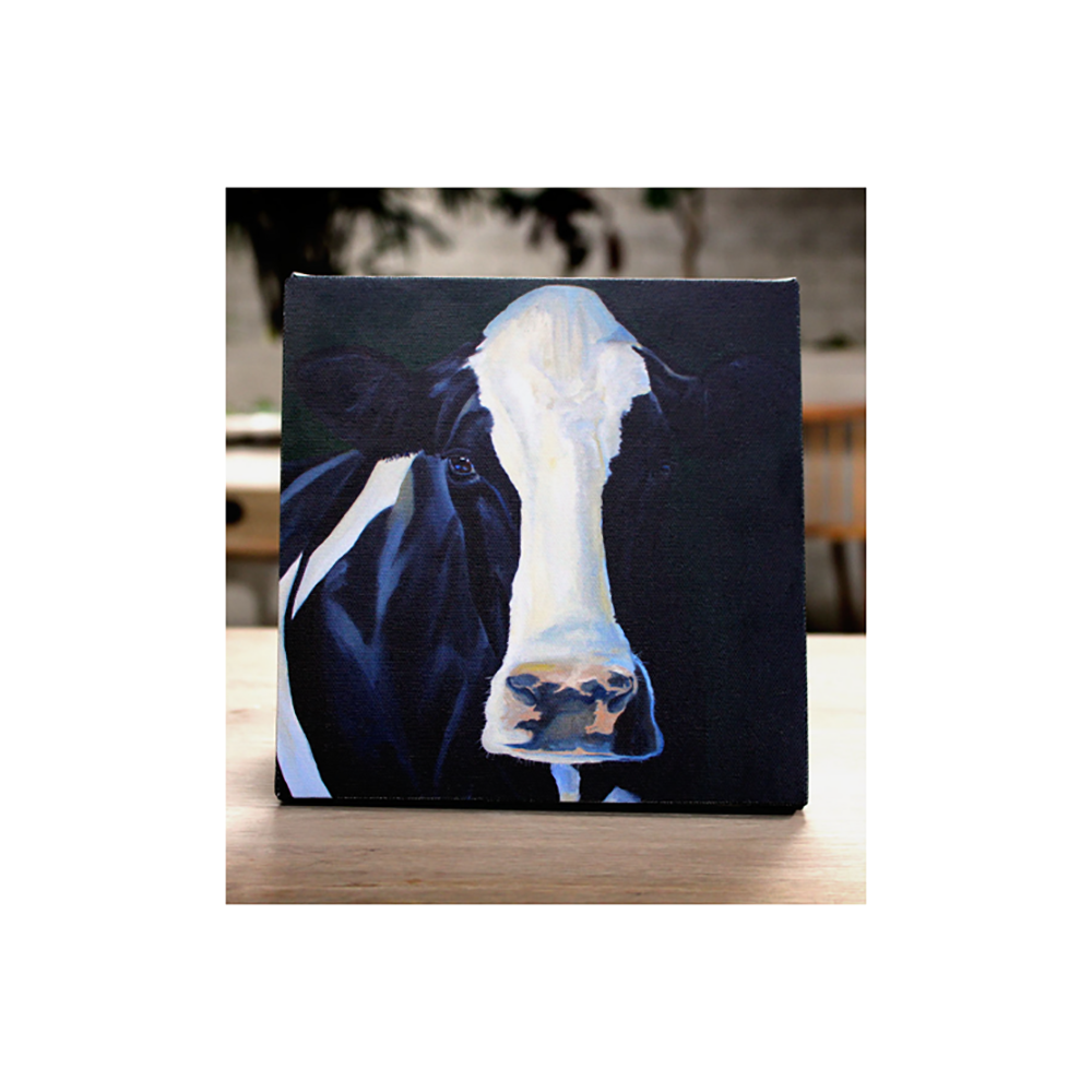 Farm Sanctuary Jay Canvas Print- Small