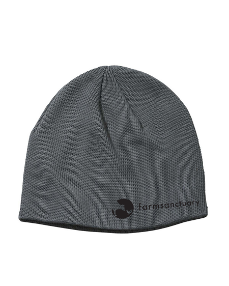 Farm Sanctuary Logo Beanie Hat