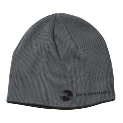 Farm Sanctuary Logo Beanie Hat