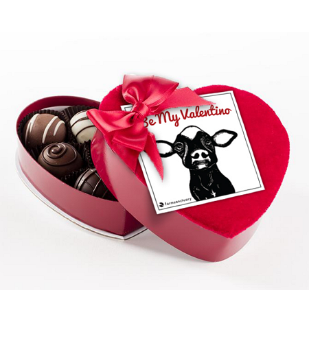 Farm Sanctuary Be My Valentino Truffles