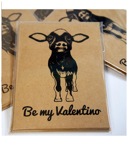 Farm Sanctuary Be My Valentino Cards
