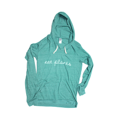 Farm Sanctuary Eat Plants Hoodie