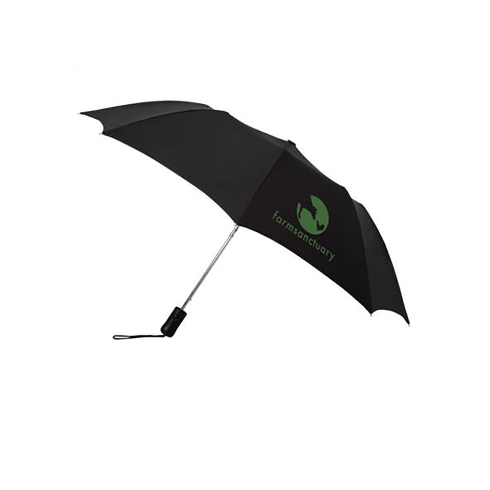 Farm Sanctuary Eco-friendly Logo Umbrella