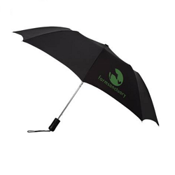 Farm Sanctuary Eco-friendly Logo Umbrella