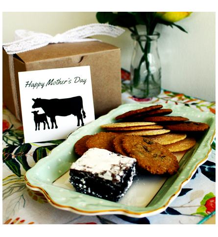 Farm Sanctuary Mothers Day Vegan Bakery Box