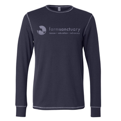 Farm Sanctuary Logo Unisex Thermal