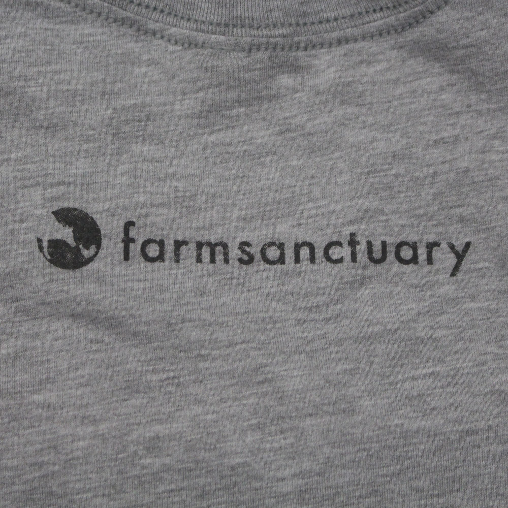 Farm Sanctuary Animals are Friends Unisex Tee
