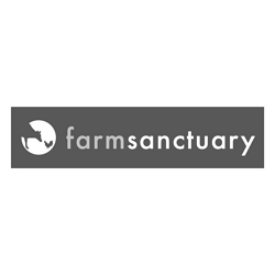 Farm Sanctuary Logo Bumper Sticker