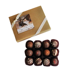 Farm Sanctuary Mother's Day Vegan Truffles