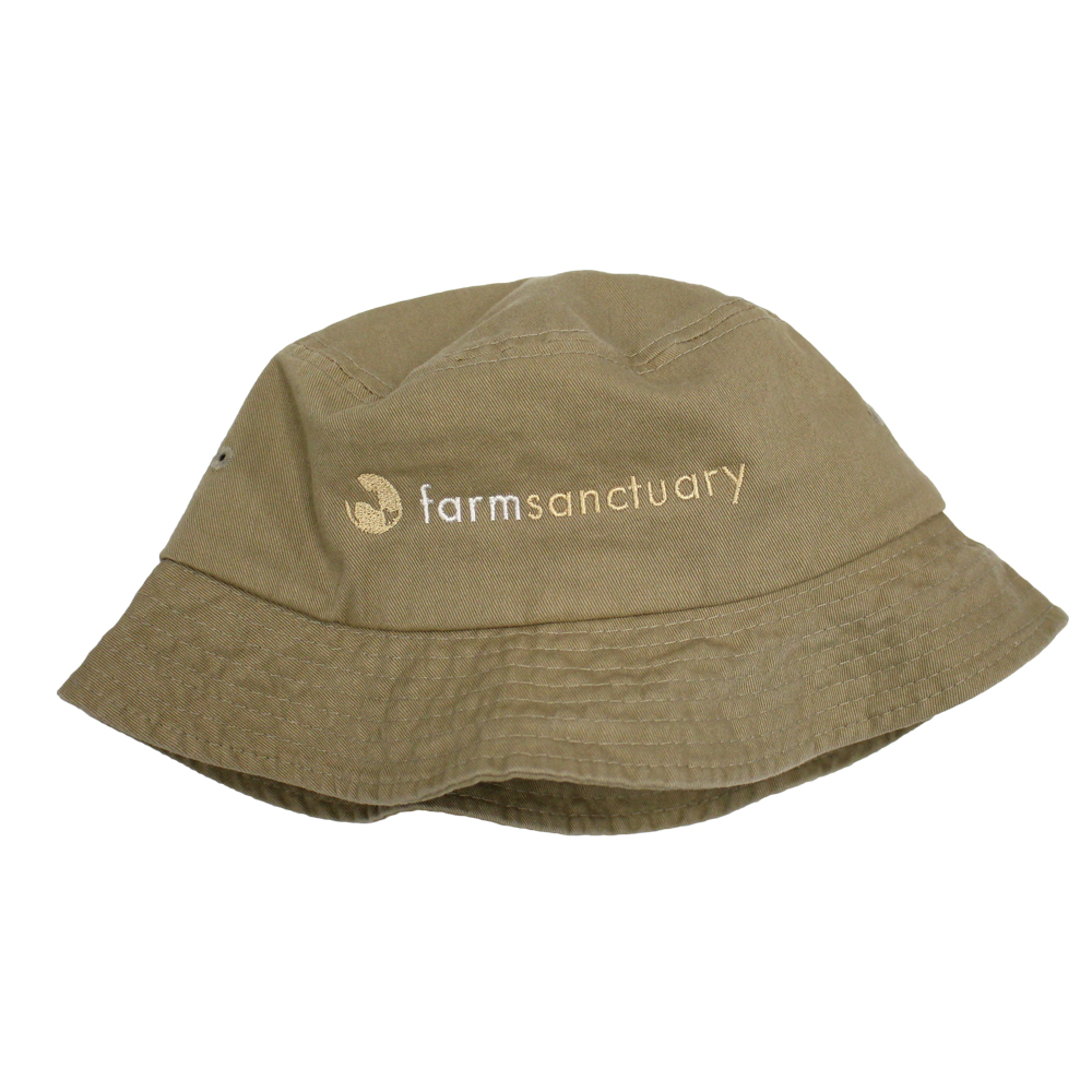 Farm Sanctuary Logo Unisex Bucket Hat