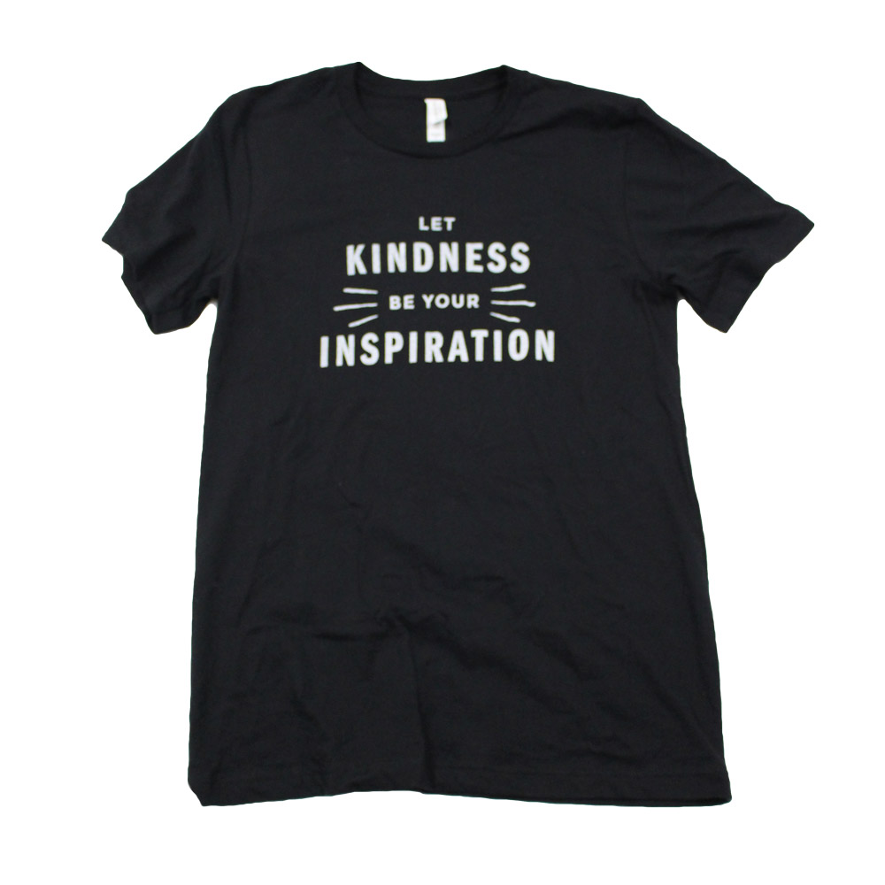 Farm Sanctuary Kindness Inspiration Tee