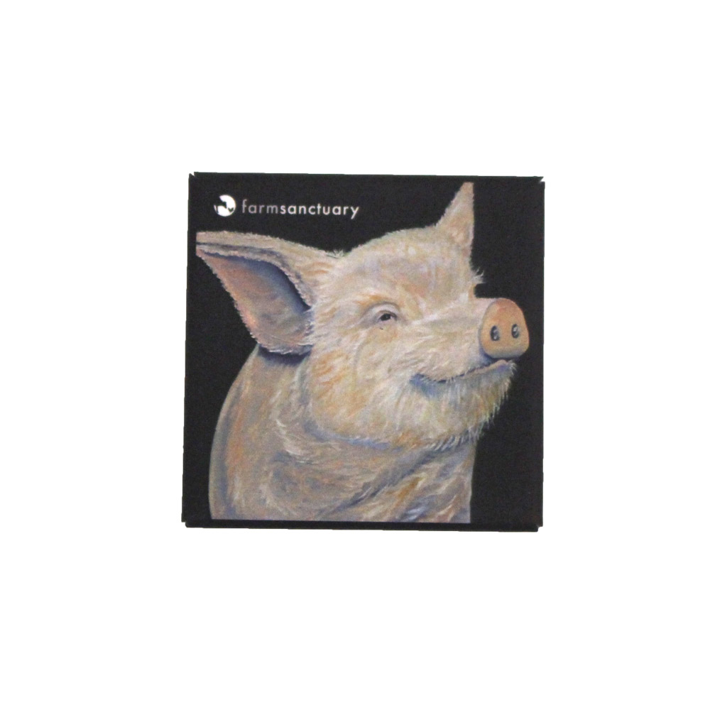 Farm Sanctuary Johnny Magnet