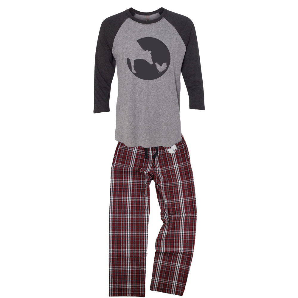 Farm Sanctuary Logo Unisex Lounge Set