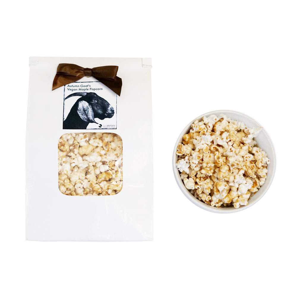 Autumn Goat's Vegan Maple Popcorn - 200507
