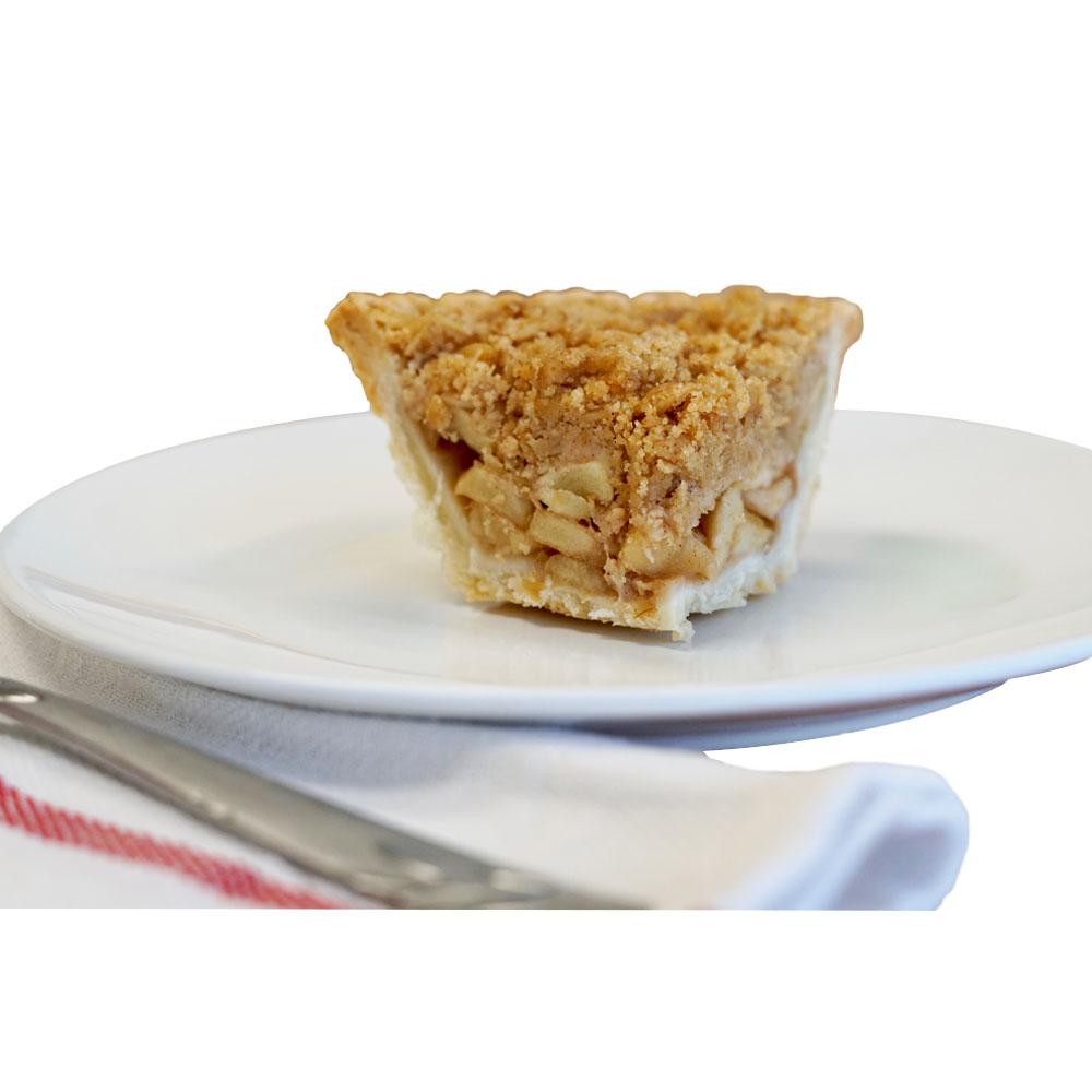 Farm Sanctuary Vegan Apple Crumb Tart by Marge's Bakery