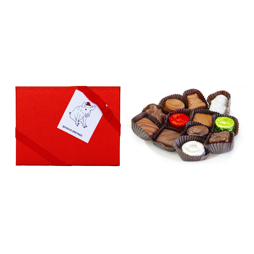 Farm sanctuary Vegan Holiday Chocolate Box