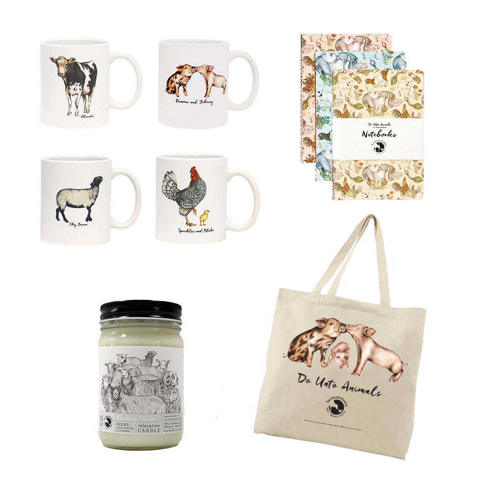Do Unto Animals Gift Set