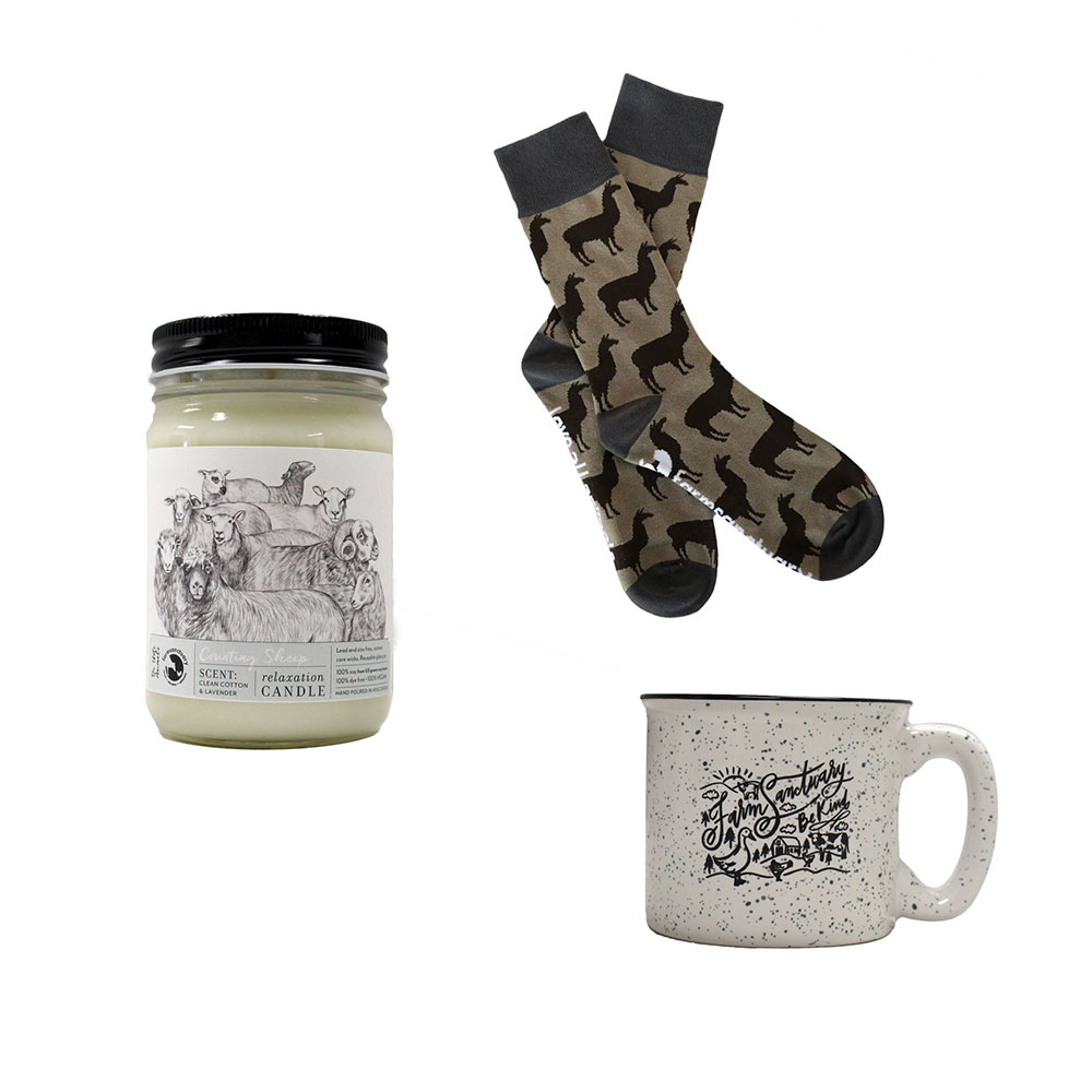 Farm Sanctuary Relaxation Gift Set