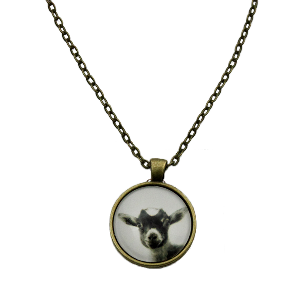 Farm Sanctuary Josie Mae Pendant Necklace