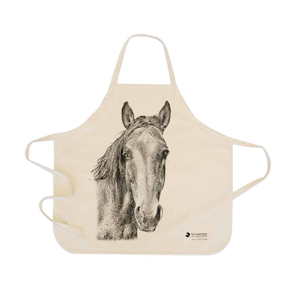 Farm Sanctuarys Joann Horse Apron