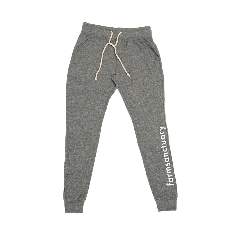 Farm Sanctuary Slim Jogger