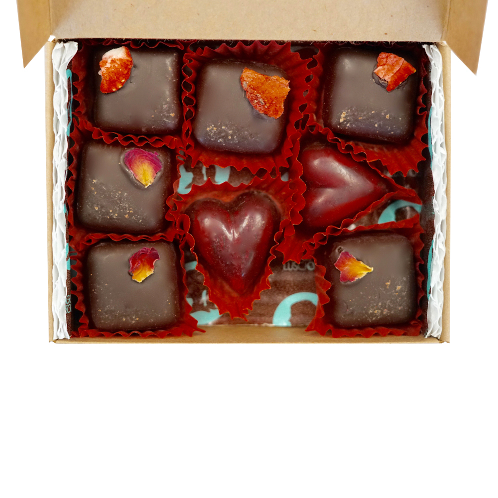 Farm Sanctuary's Mother's Day Chocolates<br>Organic and Gluten Free - 200550