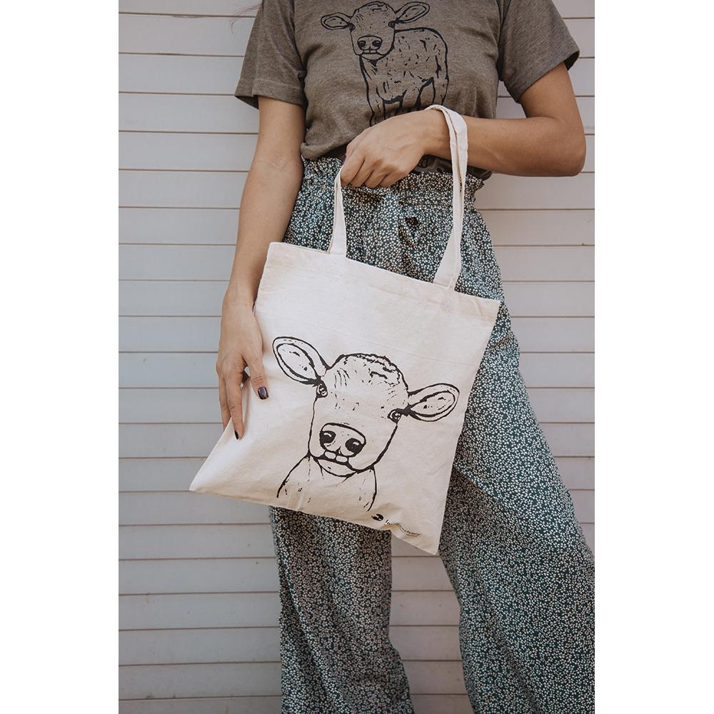 Farm Sanctuary Milton Tote Bag