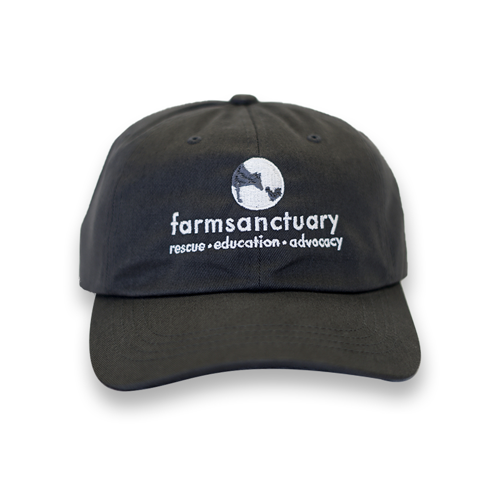 Farm Sanctuary Logo Unisex Hat