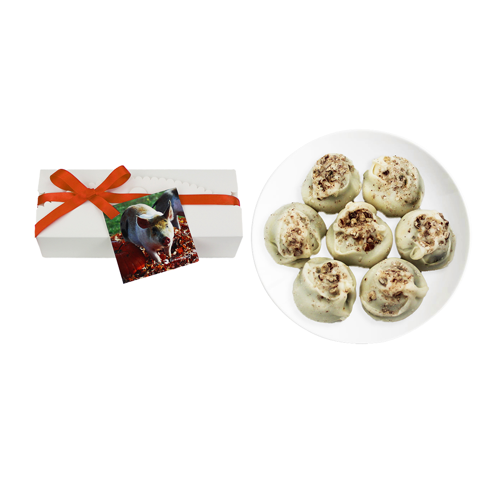 Farm Sanctuarys Pumpkin Cake Truffles