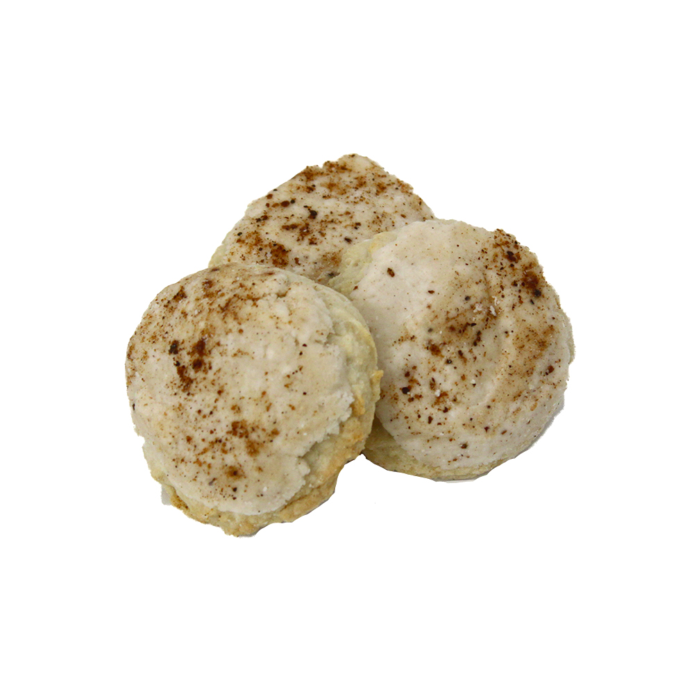 Farm Sanctuary's Vegan Eggnog Sugar Cookies