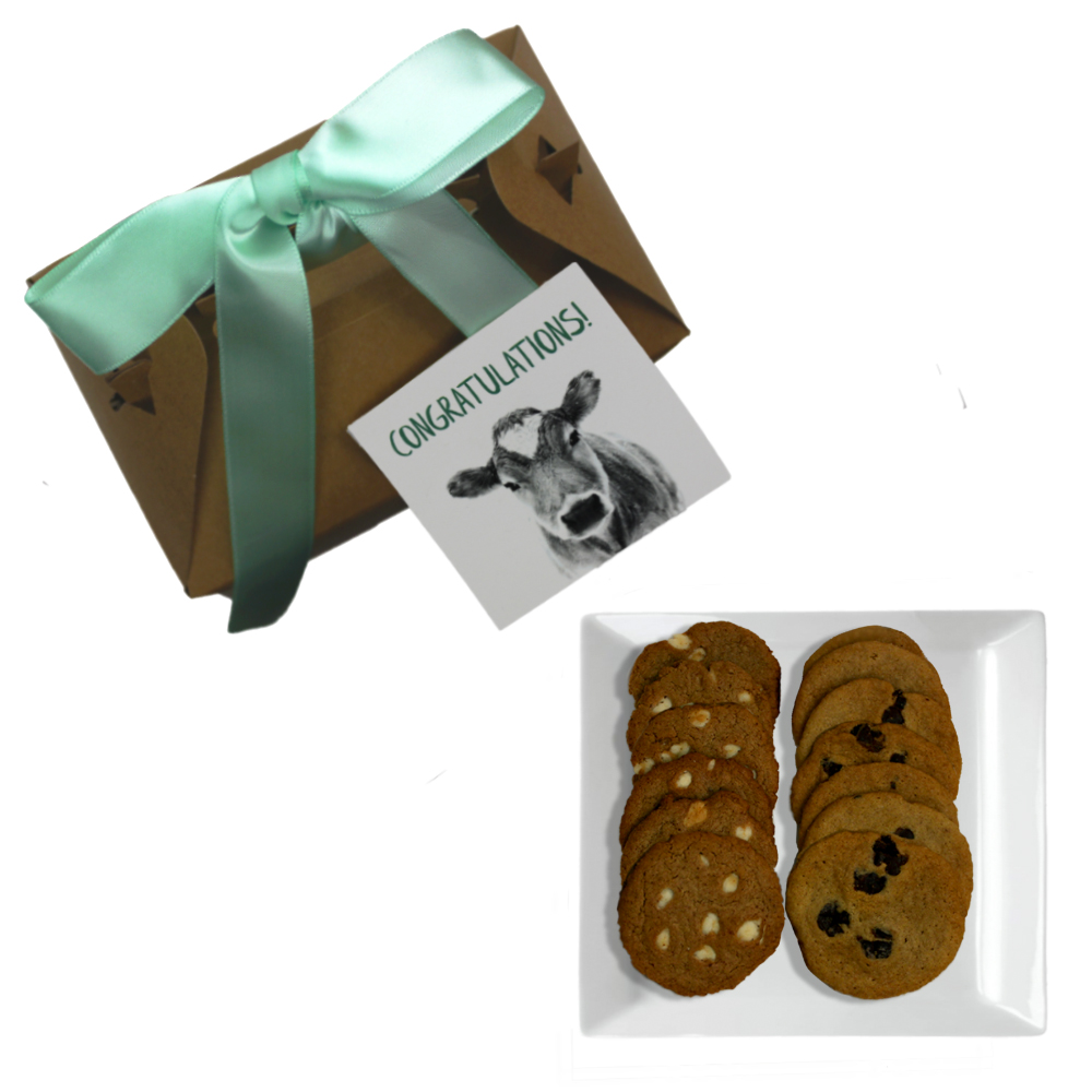 Farm Sanctuary's Vegan Celebration Cookies