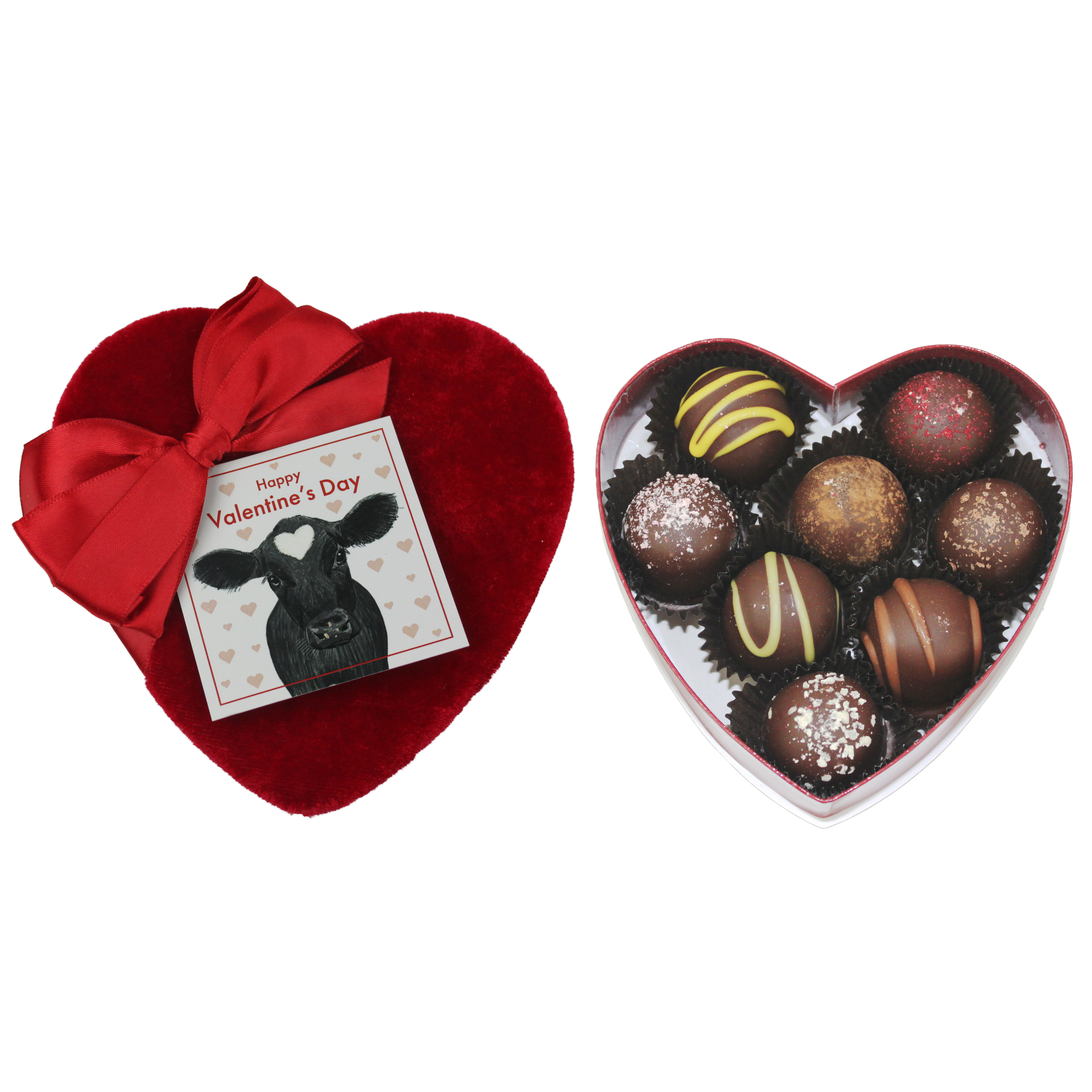 Farm Sanctuarys Heart Truffle Box