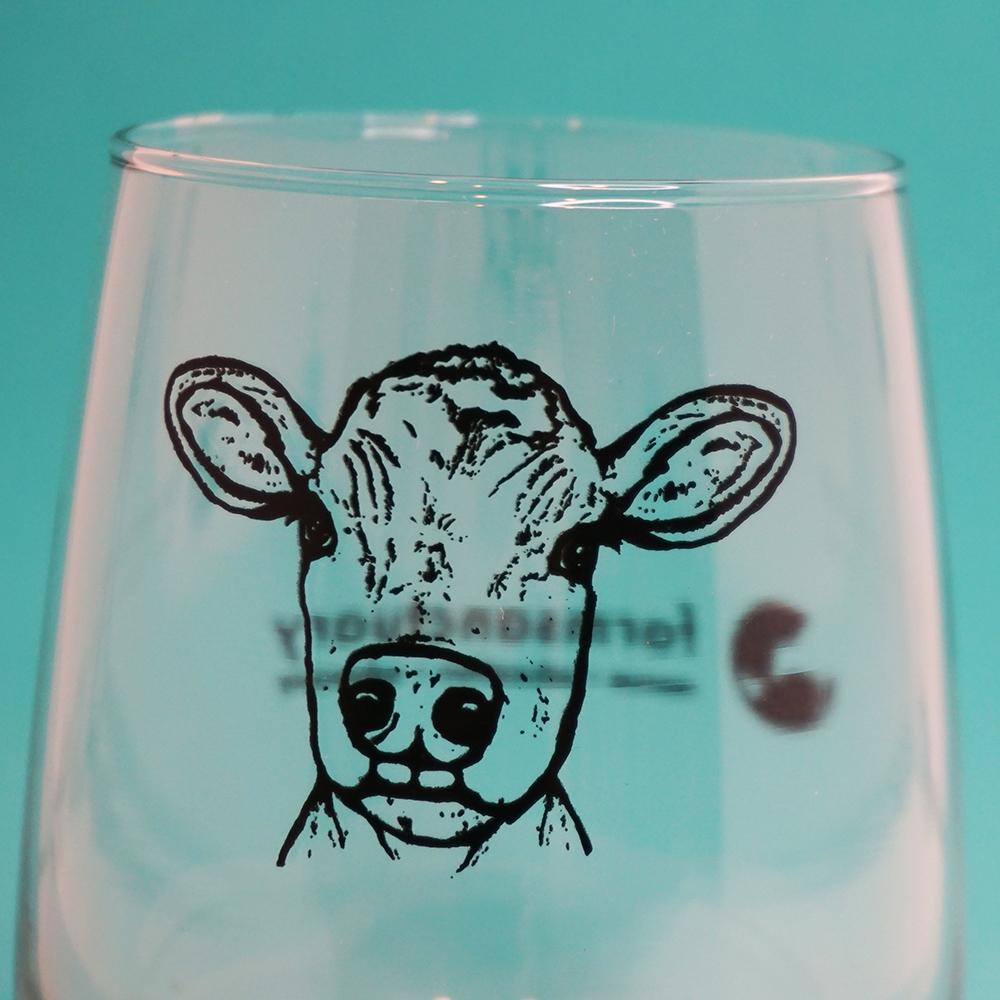 Farm Sanctuary's Milton Stemless Wine Glass